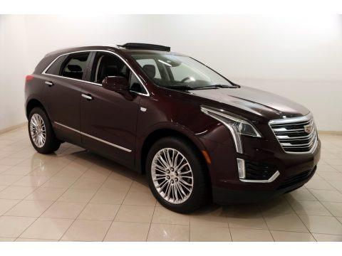 Deep Amethyst Metallic 2018 Cadillac XT5 Luxury AWD