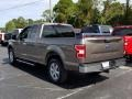 Ford F150 XLT SuperCab Stone Gray photo #3