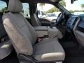 Ford F150 XLT SuperCab Stone Gray photo #12