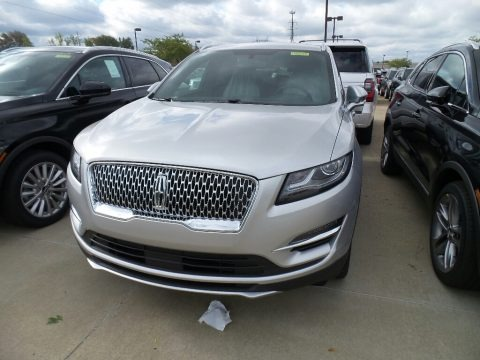 Ingot Silver Metallic 2019 Lincoln MKC Select AWD