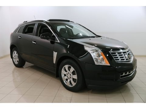 Black Raven 2015 Cadillac SRX Luxury AWD