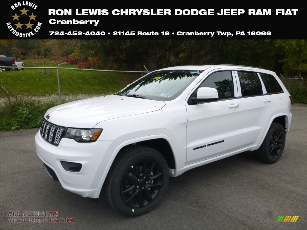 Pine Belt Cadillac >> 2019 Jeep Grand Cherokee Laredo 4x4 in Bright White photo #19 - 566480 | All American ...