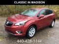 Buick Envision Preferred AWD Chili Red Metallic photo #1