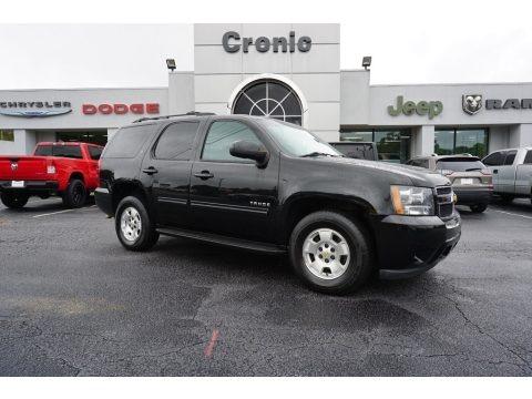Black 2013 Chevrolet Tahoe LT