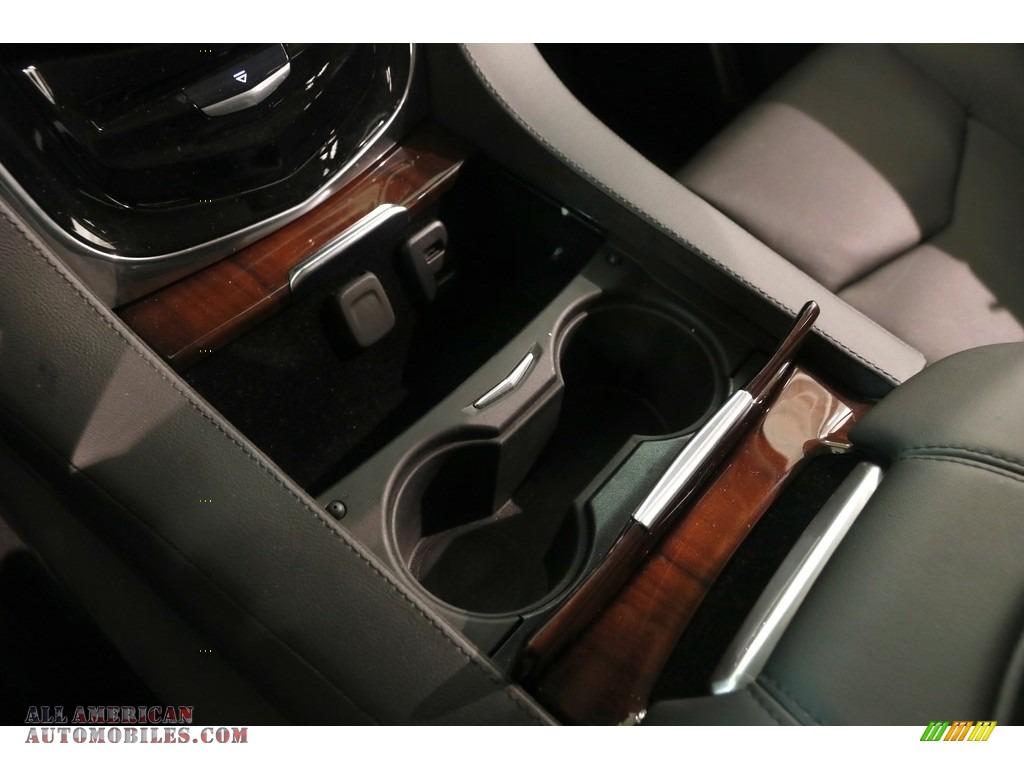 2018 Escalade ESV Luxury 4WD - Satin Steel Metallic / Jet Black photo #20