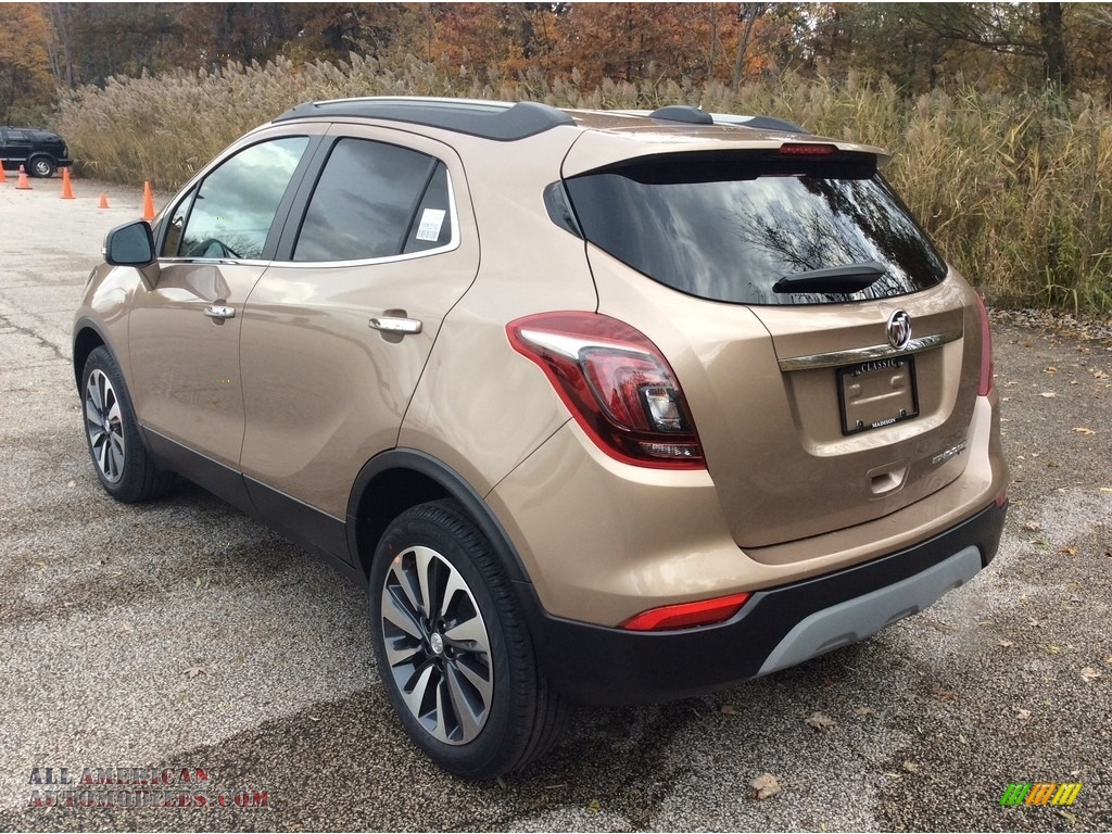2019 Encore Essence AWD - Coppertino Metallic / Ebony photo #4