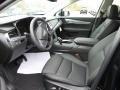 Cadillac XT5 Luxury AWD Stellar Black Metallic photo #3