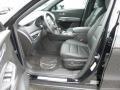 Cadillac XT4 Premium Luxury AWD Stellar Black Metallic photo #3