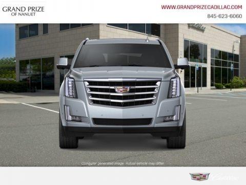 Satin Steel Metallic 2019 Cadillac Escalade Luxury 4WD