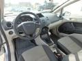 Ford Fiesta S Sedan Ingot Silver photo #11