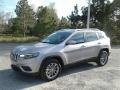 Jeep Cherokee Latitude Plus Billet Silver Metallic photo #1