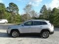 Jeep Cherokee Latitude Plus Billet Silver Metallic photo #2