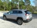Jeep Cherokee Latitude Plus Billet Silver Metallic photo #3