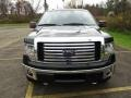 Ford F150 XLT SuperCab 4x4 Green Gem Metallic photo #17