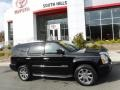 GMC Yukon Denali AWD Carbon Black Metallic photo #2
