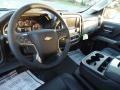 Chevrolet Silverado 1500 LTZ Crew Cab 4x4 Summit White photo #22