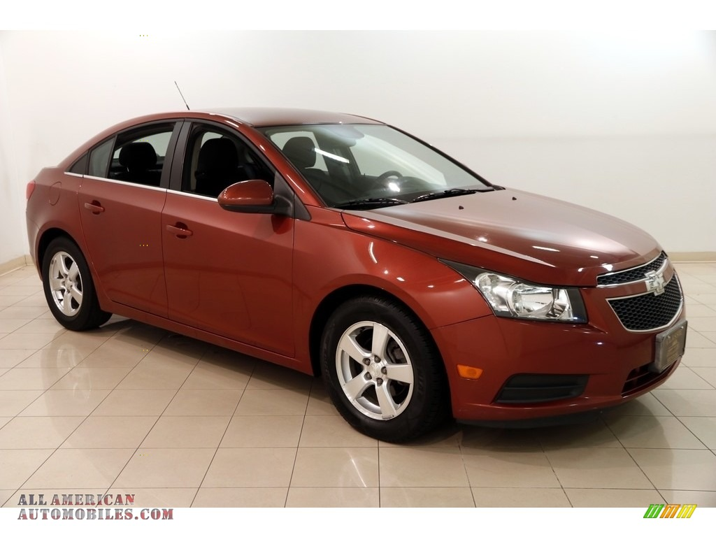 2013 Cruze LT - Autumn Metallic / Jet Black photo #1
