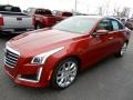 Cadillac CTS Premium Luxury AWD Red Obsession Tintcoat photo #7