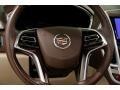Cadillac SRX Luxury AWD Silver Coast Metallic photo #7