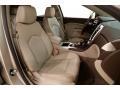 Cadillac SRX Luxury AWD Silver Coast Metallic photo #16