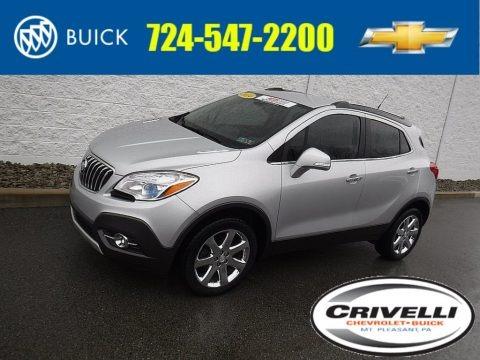 Quicksilver Metallic 2014 Buick Encore Convenience AWD
