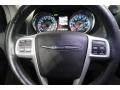 Chrysler Town & Country Touring-L Brilliant Black Crystal Pearl photo #20
