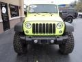 Jeep Wrangler Unlimited Sport 4x4 Hypergreen photo #23