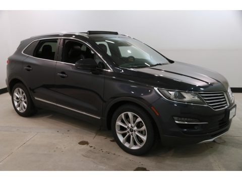 Smoked Quartz Metallic 2015 Lincoln MKC AWD