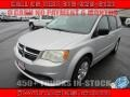Dodge Grand Caravan Express Bright Silver Metallic photo #1