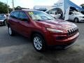 Jeep Cherokee Sport Deep Cherry Red Crystal Pearl photo #7