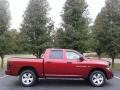 Dodge Ram 1500 Express Crew Cab 4x4 Deep Cherry Red Crystal Pearl photo #5