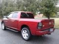 Dodge Ram 1500 Express Crew Cab 4x4 Deep Cherry Red Crystal Pearl photo #8