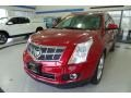 Cadillac SRX 4 V6 AWD Crystal Red Tintcoat photo #1