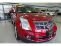 Cadillac SRX 4 V6 AWD Crystal Red Tintcoat photo #6