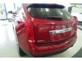 Cadillac SRX 4 V6 AWD Crystal Red Tintcoat photo #9