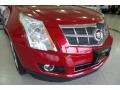Cadillac SRX 4 V6 AWD Crystal Red Tintcoat photo #12