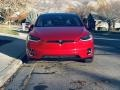 Tesla Model X 75D Red Multi-Coat photo #22