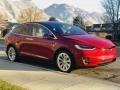 Tesla Model X 75D Red Multi-Coat photo #25
