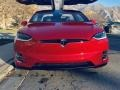 Tesla Model X 75D Red Multi-Coat photo #29