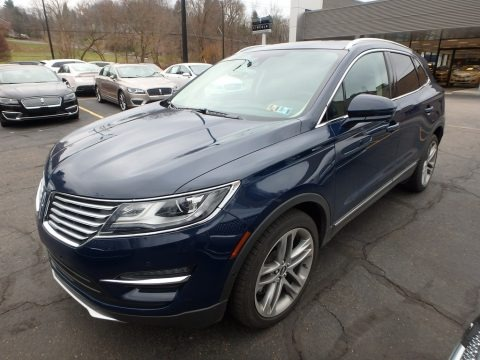 Rhapsody Blue 2018 Lincoln MKC Reserve AWD