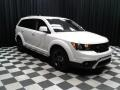 Dodge Journey Crossroad Vice White photo #4