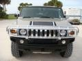 Hummer H2 SUV Pewter Metallic photo #2