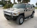 Hummer H2 SUV Pewter Metallic photo #3