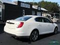 Lincoln MKS Sedan White Suede photo #5