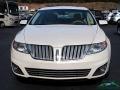 Lincoln MKS Sedan White Suede photo #8