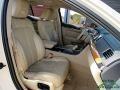 Lincoln MKS Sedan White Suede photo #11