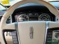 Lincoln MKS Sedan White Suede photo #14