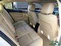 Lincoln MKS Sedan White Suede photo #31