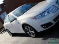Lincoln MKS Sedan White Suede photo #33
