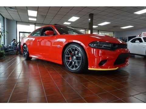 Torred 2019 Dodge Charger R/T Scat Pack
